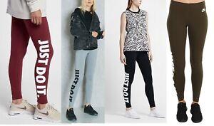 footwear united kingdom fashion style Détails sur Nike JDI Femme Leggings Pantalon De Survêtement Pantalon De  Jogging Running Pantalon De Gym- afficher le titre d'origine