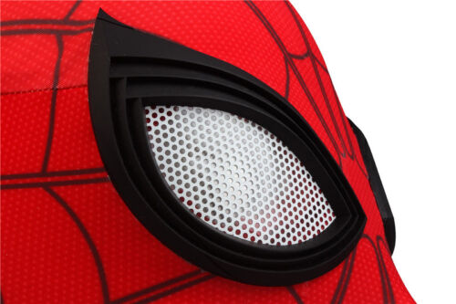 2018 New Spider-Man:Homecoming Parker Cosplay Accessories Mask Bracer Halloween
