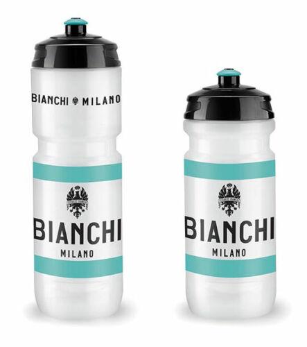 //// 0,8L. Bianchi Milano Water Bottle Celeste NEW Bottle Vintage Bottle 0,6L