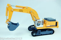 Kaidiwei Diecast Excavator Construction Equipment Model 1/87 Ho Scale