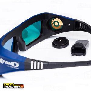 87da89fbe38 Xpand X102 DLP-LINK Universal 3D Revolution Glasses Active Shutter ...