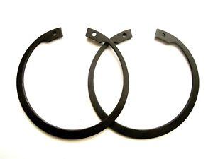 Sicherungsring Seegerring DIN 472 für Bohrungen von 8-52 mm Federstahl blank