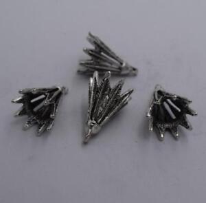 2pcs-Antique-silver-plated-nice-badminton-charm-pendant-T0618