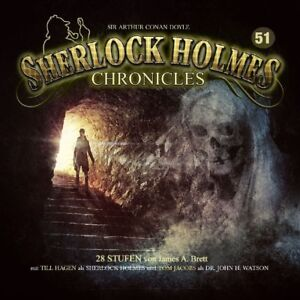 SHERLOCK-HOLMES-CHRONICLES-28-STUFEN-FOLGE-51-CD-NEW
