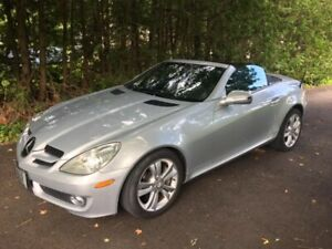 Mercedes slk 350