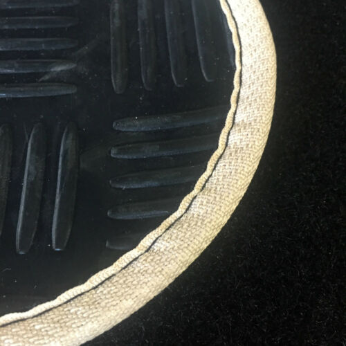 auto 07-12 Ajuste Perfecto Negro de goma durable 100/% Conjunto De Alfombrillas De Coche Para Honda CR-V