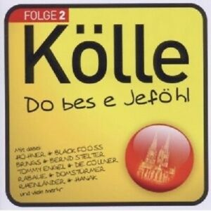 Hanak-rabaue-L-S-E-Kolle-do-BES-e-jefohl-sequenza-2-CD-canzonette-pop-PARTY-NUOVO