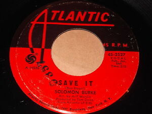 Solomon-Burke-Save-It-Meet-Me-In-Church-45-Soul
