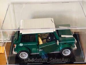 Acrylic-Display-Case-for-Lego-Mini-Cooper-10242-Aus-stock