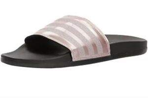 Negro Beach Sandalias Adidas Adilette Nuevo Gray Flip para Slides Flops mujer Vapor wzTa1Y