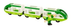 BRIO Green Travel Train 33622 for Wooden Train Set