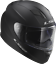 LS2-FF320-STREAM-EVO-MATT-BLACK-DUAL-VISOR-PINLOCK-FULL-FACE-MOTORCYCLE-HELMET miniature 4