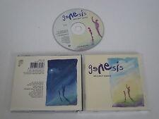 GENESIS/CALLING ALL STATIONS(GENCD6) CD ALBUM