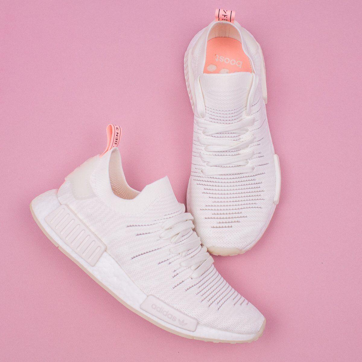 New adidas Originals Wmns Wmns Wmns NMD R1 STLT Primeknit Women Size 9.5 W Sneakers B37655 5265e7