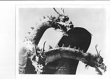 GHIDRAH THE THREE-HEADED MONSTER 1964 COPY VINTAGE B&W STILL PHOTO JAPAN HORROR