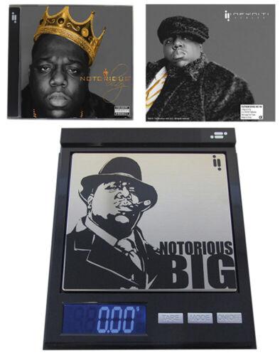 CD Scale Infyniti Notorious B.I.G 100g X 0.01g