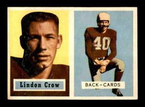 1957-Topps-91-Lindon-Crow-DP-EXMT-EXMT-X1463705