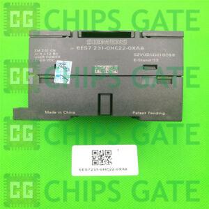 1PCS USED SIEMENS PLC EM231CN 6ES7 231-0HC22-0XA8 6ES7231-0HC22-<wbr/>0XA8