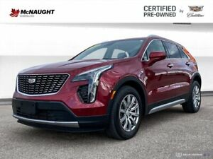 2020 Cadillac XT4 AWD Premium Luxury | Heated Steering Wheel | Bluetooth