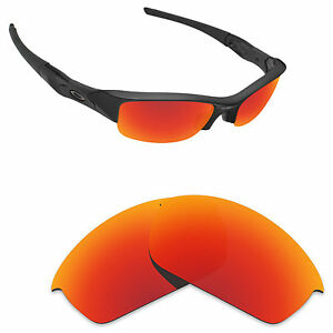 d6f67805121 Image is loading Hawkry-Polarized-Replacement-Lenses-for-Oakley-Flak-Jacket-