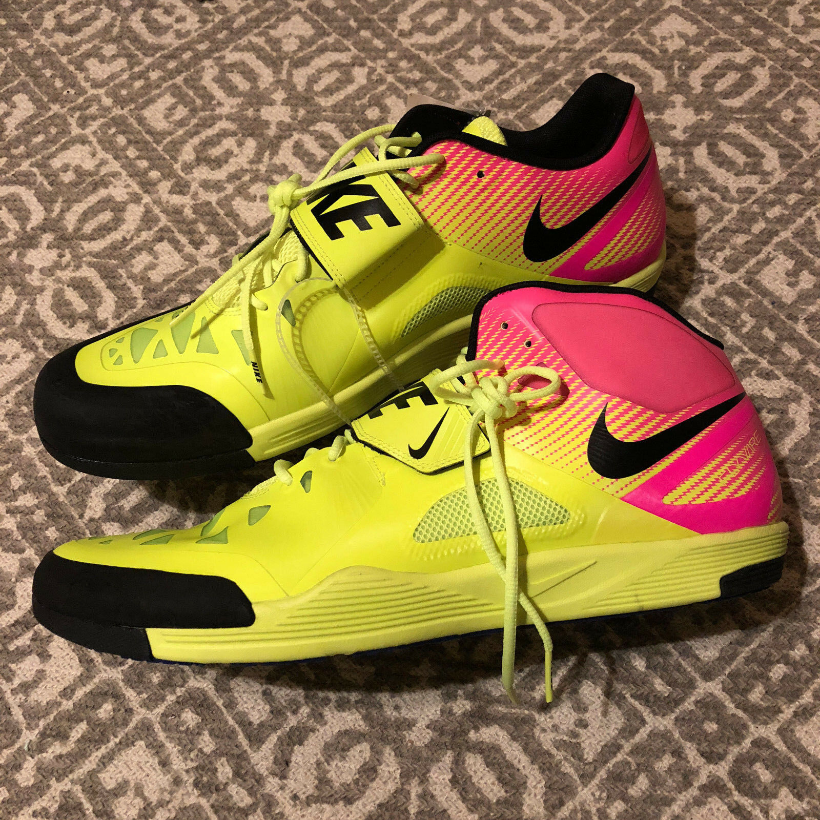 NIKE ZOOM JAVELIN ELITE 2 SIZE 15 MENS SHOES TRACK & FIELD THROWING SHOES MENS 631055-999 a6906a