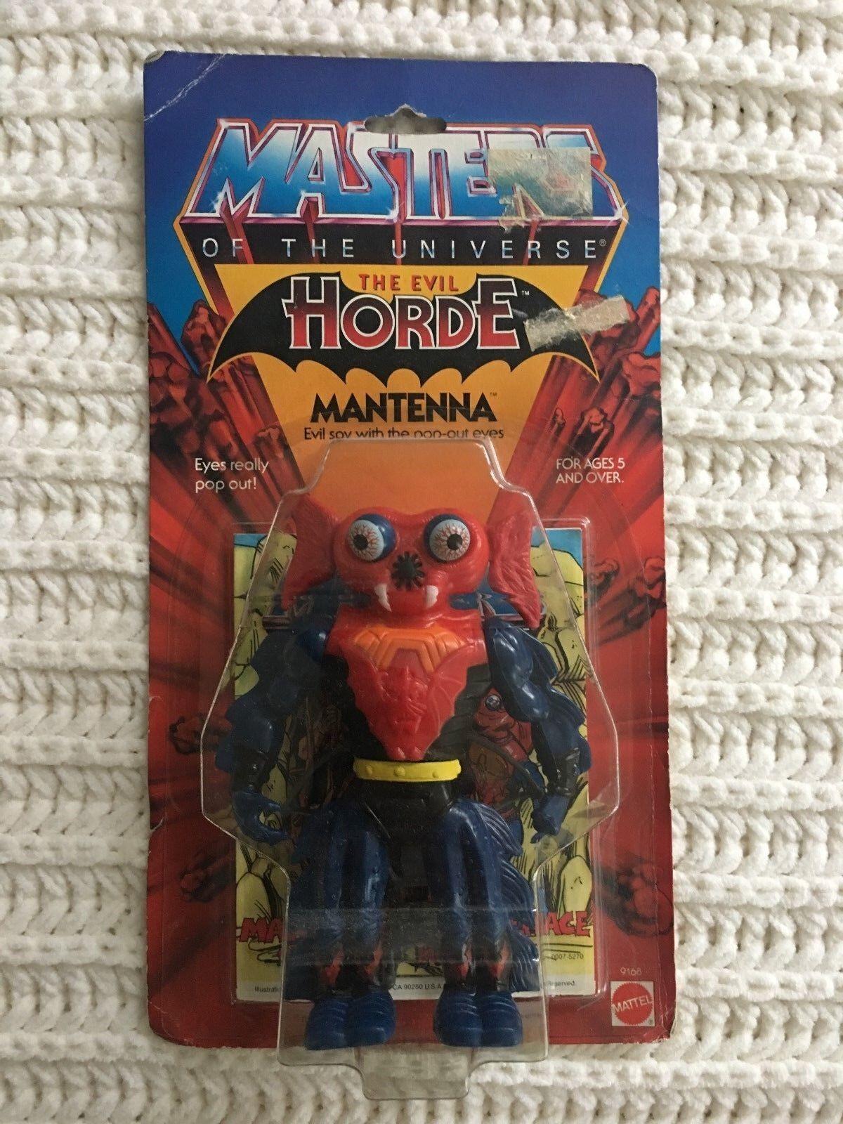 Horda Mantenna Amos del universo Vintage Amos del Universo Moc He-man