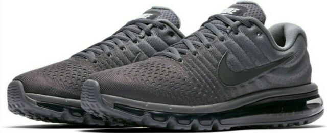 Nike Air Max 2017 Cool Grey 849559 008 Running Shoes Men's Multi Size $190 MSRP