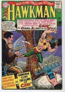 Hawkman-10-FN-CAW-The-Criminial-Alliance-Of-The-World-DC-Comics-SA