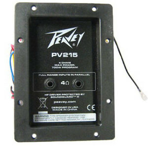 Peavey 73900692 Crossover Genuine Replacement for the ...