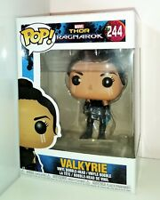 Funko Pop Vinyl Figure 244 Marvel Thor Ragnarok Valkyrie For Sale Online Ebay