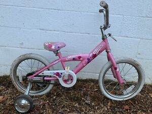 Trek Mystic 16 Kids Bike W Training Wheels Ebay