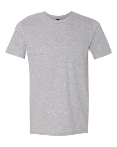 Anvil Homme Léger T-shirt à poche 983