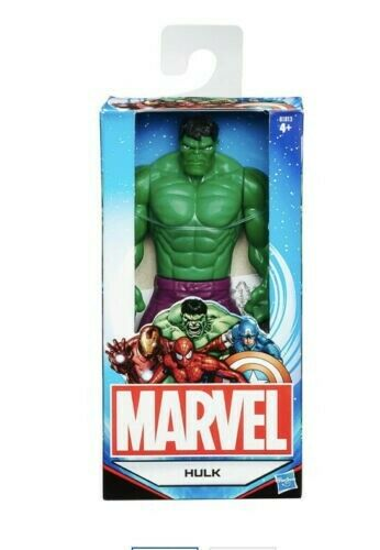 Hulk  6 inch Marvel figure - ** Brand New *^