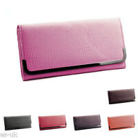 Womens / Ladies / Girls Fashion Purse Bi-fold with Inner Zip Synthetic