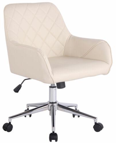 Bürostuhl Wellington Kunstleder Arbeitshocker Hocker Schreibtischstuhl Drehstuhl