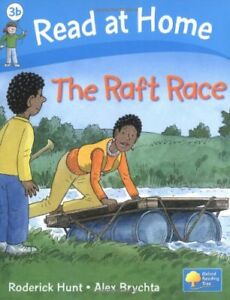 The Raft Race By Roderick Hunt