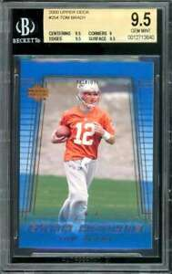 Tom-Brady-Rookie-Card-2000-Upper-Deck-254-BGS-9-5-9-5-9-9-5-9-5