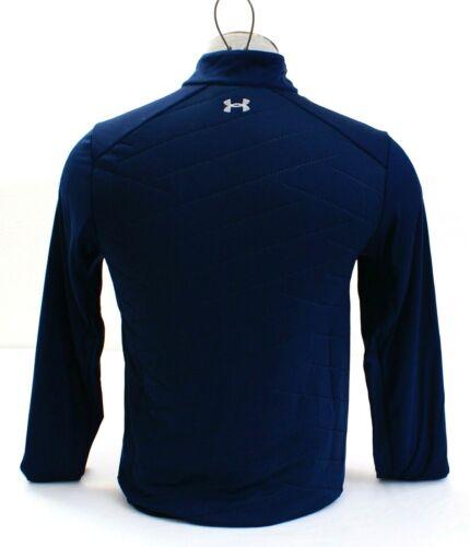 Under Armour Coldgear Reactor Hybrid 1//2 Zip Long Sleeve Pullover Top Men/'s NWT