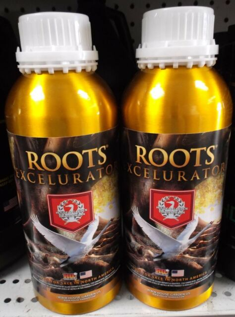 House & Garden Roots Excelurator GOLD 1 Liter Root Stimulator 1L H&G free ship