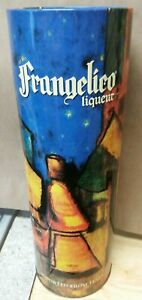 Frangelico Liquer Collectible Tin with Adult Entertainment and Dessert Guide