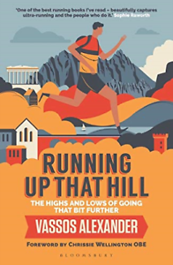 Vassos-Alexander-Running-Up-That-Hill-The-Highs-And-Lows-Of-Going-That-BOOK-NEW