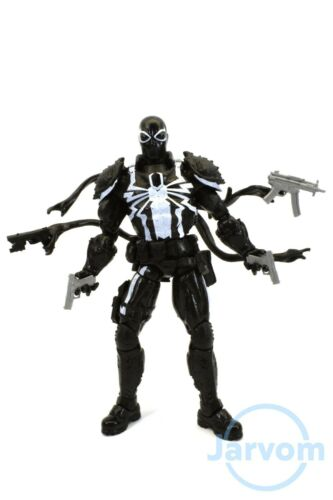 "Marvel Legends 6/"" pouces WALGREENS Exclusive Agent Venom Loose complet"