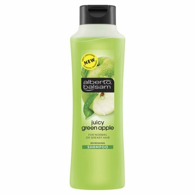 Alberto Balsam Shampoo - Juicy Green Apple (350ml)