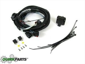 06 07 jeep commander wiring harness for trailer tow 7 way connector rh ebay com 2006 jeep commander wiring harness diagram 2007 jeep commander wiring harness