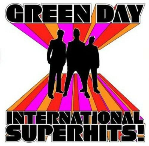1 of 1 - Green Day - International Superhits [New CD]