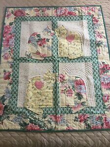 Sweet-Hand-Quilted-Cat-Quilt-Wall-Hanging