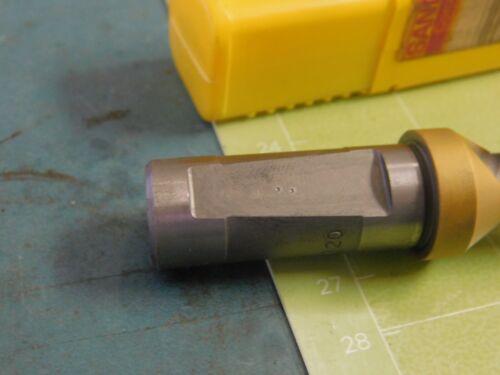 Sandvik Coromant Coolant Through Drill R411.5-12732D 11.75  P20 .4626Ø