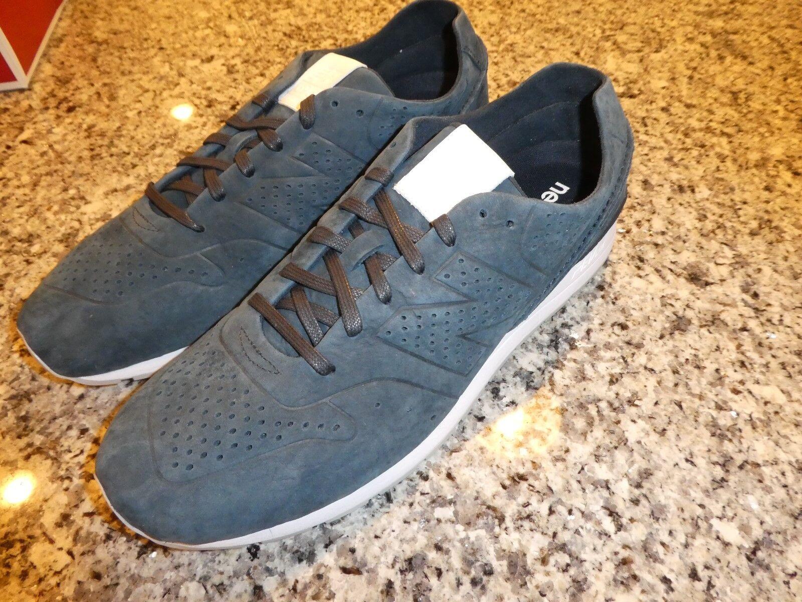 New Balance hommes MRL696DN Decontructed Chaussures bleu 696 Taille 13