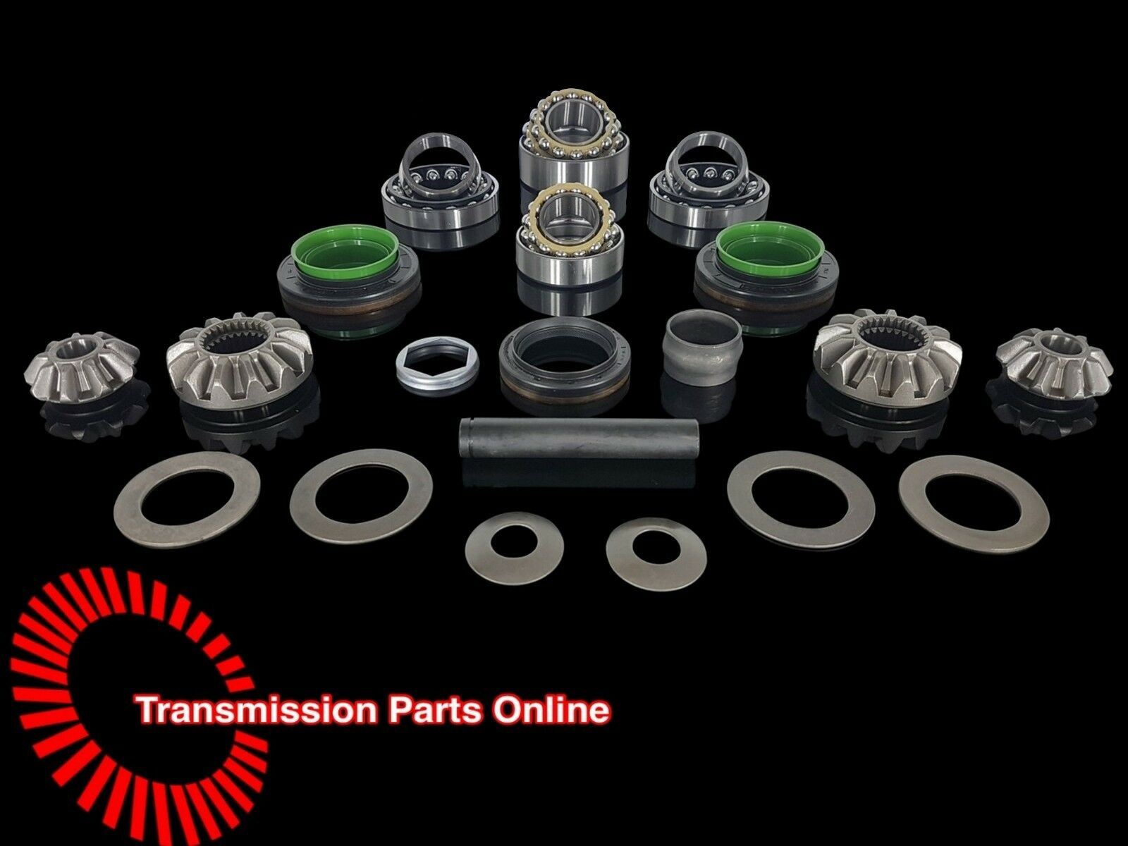 BMW 3 SERIES TYPE 168 GENUINE REAR  DIFF BEARINGS AND SEAL KIT  OE