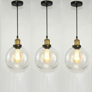 3X-Glass-Lamp-Kitchen-Pendant-Light-Bedroom-Pendant-Lighting-Home-Ceiling-Lights